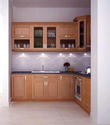 Classic cabinets/kitchen cabinets company/inbuilt kitchen cabinets workmen image 3