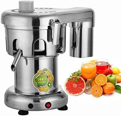 Commercial Fruit Juicer Electric Juice Extractor Orange Electric Fruit Squeezer image 4