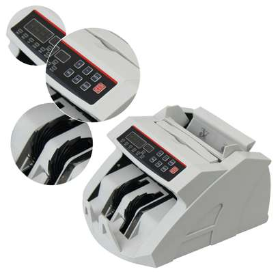 Money Cash Counting Bill Counter Bank Counterfeit Detector image 1