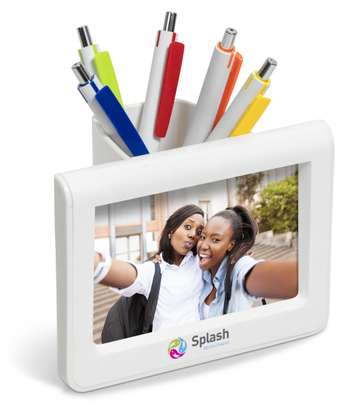 Snapshot Desk Caddy Branded (Minimum 10)
