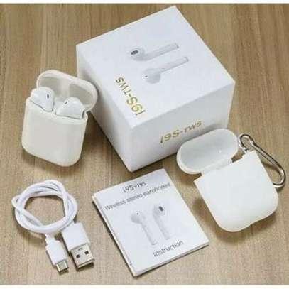 i9 TWS Bluetooth Earphones image 1