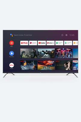 TCL 55 inch smart ANDROID 4k(IpQ) image 1