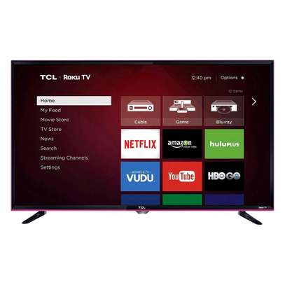 TCL 40 inch Digital Smart Full HD television image 1
