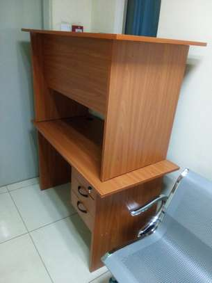 Small Desk for Home Office 1.2m long image 3