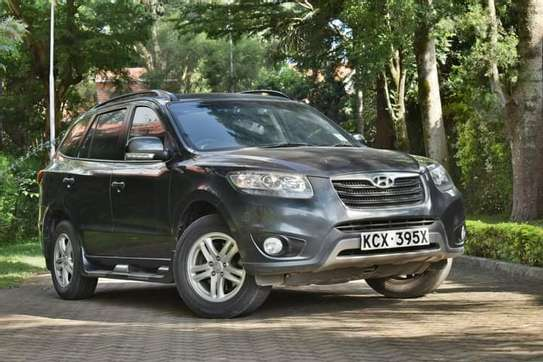 Hyundai Santa Fe image 2