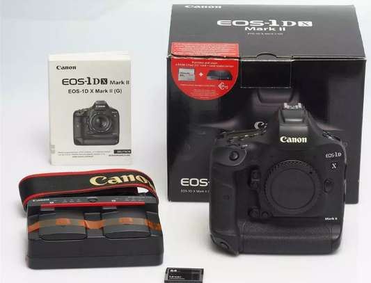 New Canon EOS 1 Dx Mark ii