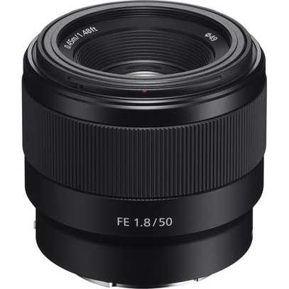 Sony FE 50mm f/1.8 Lens image 1