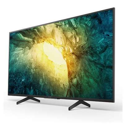 Sony 55 inches Android 55X7500H Smart UHD-4K Digital TVs image 1