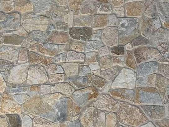 Shapeless Exterior Wall Cladding 650 per SQM image 1