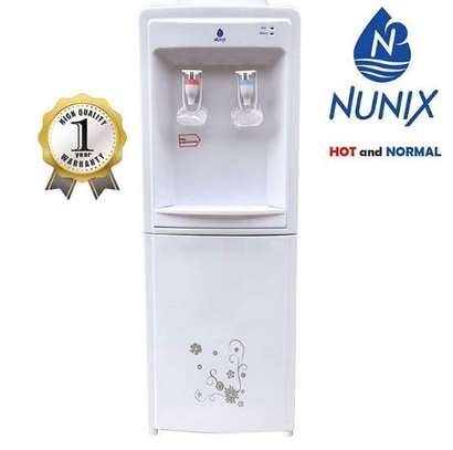 Nunix hot and normal water dispensers image 1