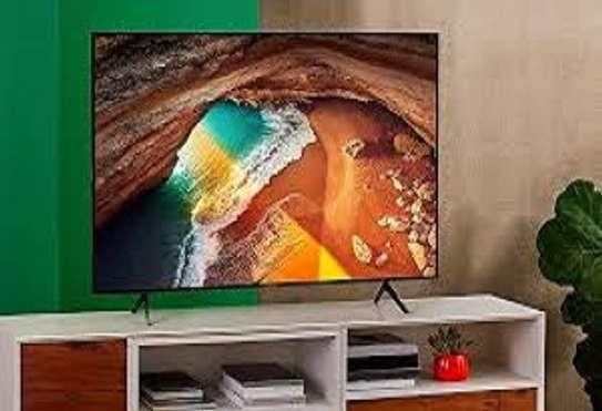 "VISION + 50"" 4K UHD ANDROID TV,WI-FI,NETFLIX,YOUTUBE,FRAMELESS-VP-8850KA-BLACK image 2"