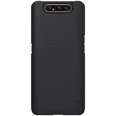Galaxy A80 Nillkin Super Frosted Shield Matte cover case image 1
