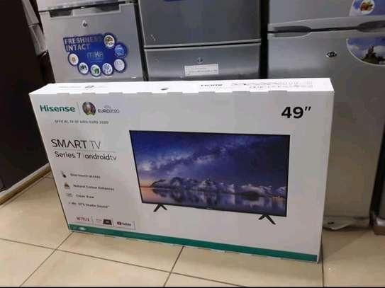 49 inch Hisense smart Full HD televisions image 1