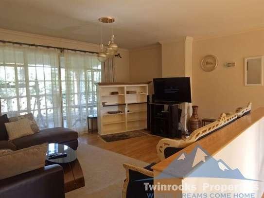 Furnished 4 bedroom house for rent in Karen image 12