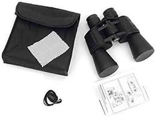 Golden Eye 50 x 50 HD Binoculars Telescope Gleam Night Vision Nature Watching Outdoor Camping Hunting image 1