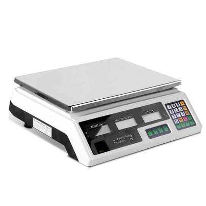 digital weighing digital scale Newest & Best Intelligent balance scales image 1