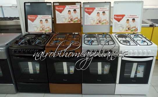 ramtons 50 by 60 cms 3+1 cooker