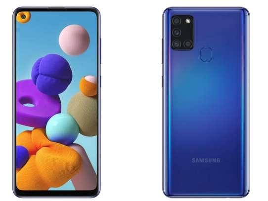 "Samsung Galaxy A21s, 6.5"", 64GB + 4GB RAM (Dual SIM), 4000 MAh image 4"