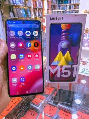 mobile Samsung m51 image 1