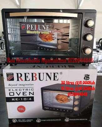 Electric REBUNE OVENS image 1
