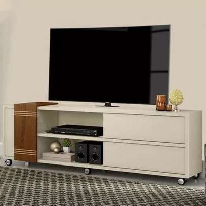 Briea Cream or Brown TV Stand