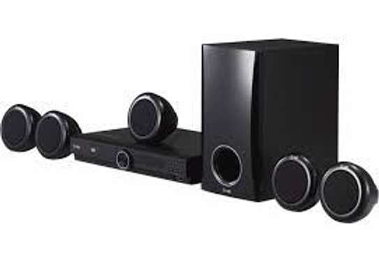 3140 LG DVD  Home Theater System