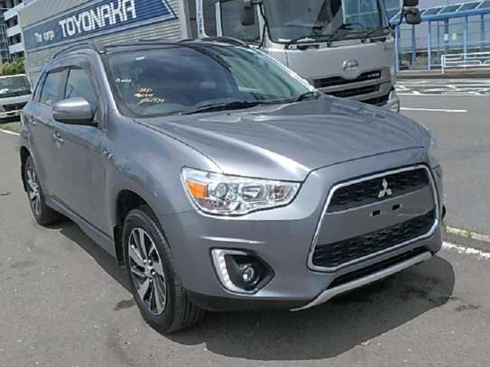 Mitsubishi RVR