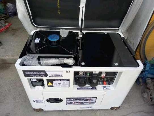 7kva diesel powered generators image 1