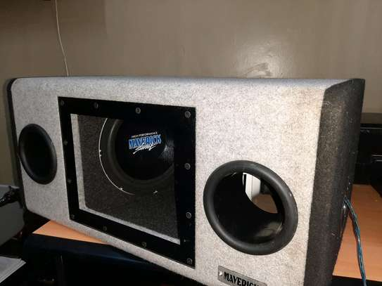 Maverick original woofers