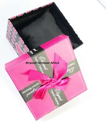 Gift Box with ribbon image 2
