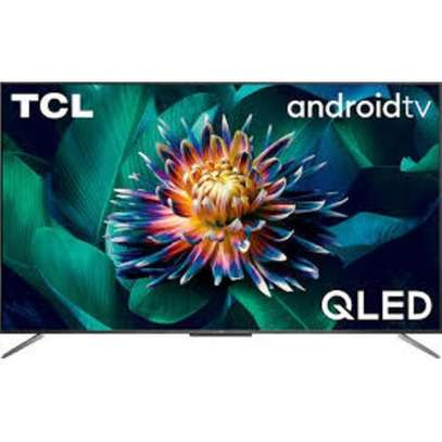 "TCL 55C715 55"" Smart 4K QLED Android TV"