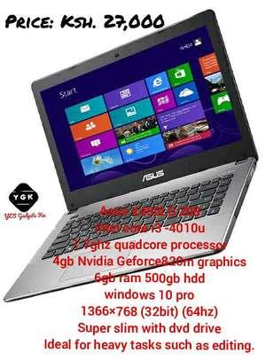 Asus X450LD.208 intel core i3 -4010u image 1