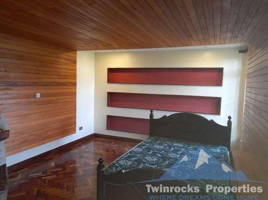 2 bedroom house for rent in Karen image 10