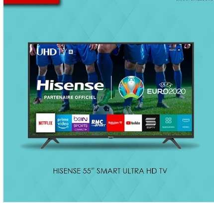 "Hisense 55"" Smart Uhd 4K TV image 1"
