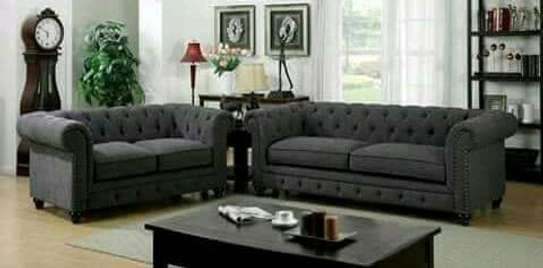 5 seaters chesterfield sofas