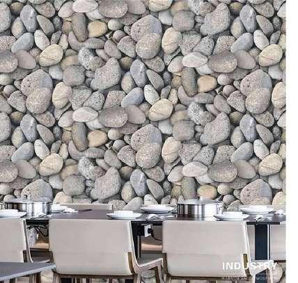 Elegant Shiny wall paper image 4