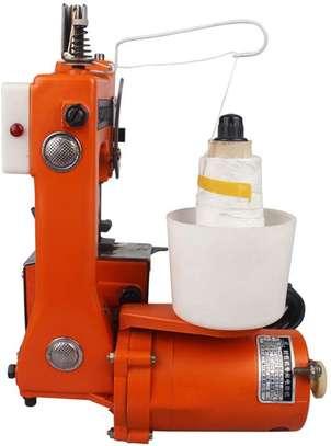 Sewing Machine Closer Stitcher for Woven/Rice/Paper/Plastic Bag/Snakeskin Sack Packing Bag Sealer image 1