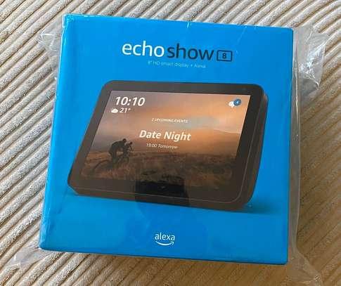 """Amazon - Echo Show 8"""" Smart Display with Alexa image 4"""