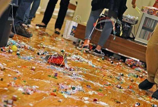 Event and party cleaning services image 2