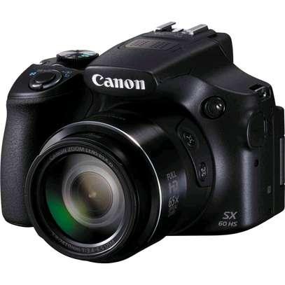Canon PowerShot SX60 HS 16.1MP WiFi 65x Optical Zoom Lens Digital Camera image 1