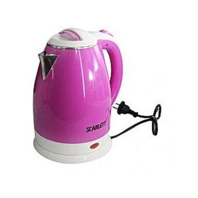 Scarlett 2.0L Cordless Electric Kettle Warming Boiling Jug image 1