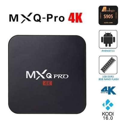 Mxq pro 4k tv Android box with my family cinema image 1