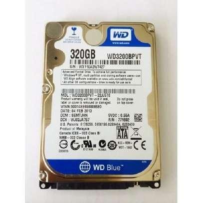 320GB  Laptop Hard Drive image 1