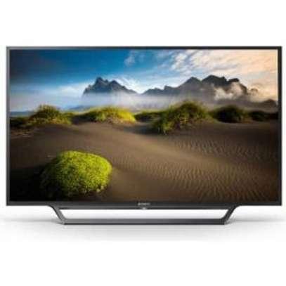 "Sony 32W600D - 32"" Inch SMART TV - Black image 1"
