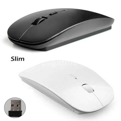 Wireless Mouse + Bluetooth Dongle image 1