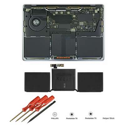 """Battery A1713 for Macbook Pro Retina 13"""" A1708 (Late 2016 - Mid 2017) image 1"""