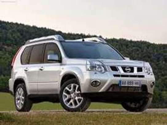 Nissan X-trail for Hire image 1
