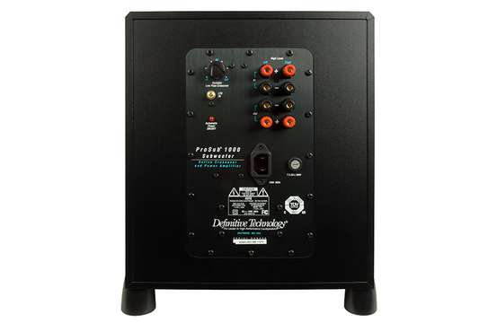Definitive Technology ProSub 1000 High Output Compact Powered Subwoofer image 4