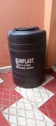 Water Storage Tank 210 Litres image 2