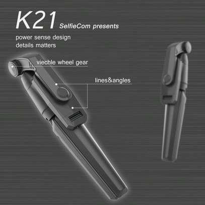 K21 tripod selfie stick image 3